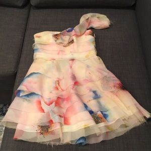 Jill Stuart floral dress size 0
